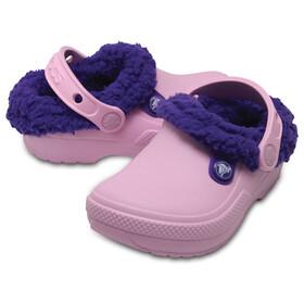 Crocs Classic Blitzen III Clogs Kids Ballerina Pink/Ultraviolet